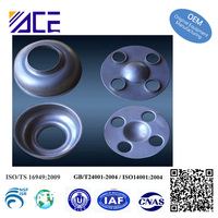 auto car part exhaust system spare part stamping part