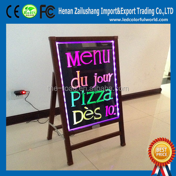 2016 China New Innovative Product Led Writing Board 30x40,40x60,50x70,60x80cm