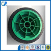 Plastic rubber wheel for toy,plastic wheel