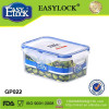 China factory wholesale easy lock plastic vacuum bread box