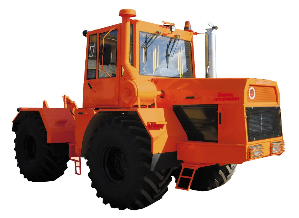 Baltiets wheeled tractor K-707T