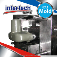 pipe fittings mold toolings making
