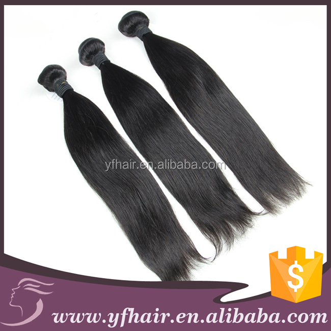 Wholesale cheap 100 pure human hair unprocessed natural raw virgin indian remy hair