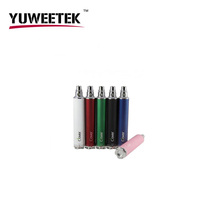 2016 New arrival ego twist variable voltage 2600mAh clover battery ego-c twist factory price