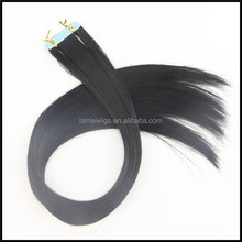 100% Synthetic Tape Hair Extension For Wholesale The Cheapest