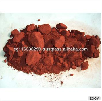 Red Iron Oxide Powder High Quality Hematite Iron Ore