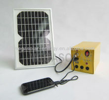 10W low watt solar mini generator energy Solar application- Model: MS-110SLS