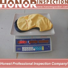 Inflatable Pillow pre-shipent inspection