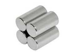 Customzied cheap strong neodymium thin rod magnet