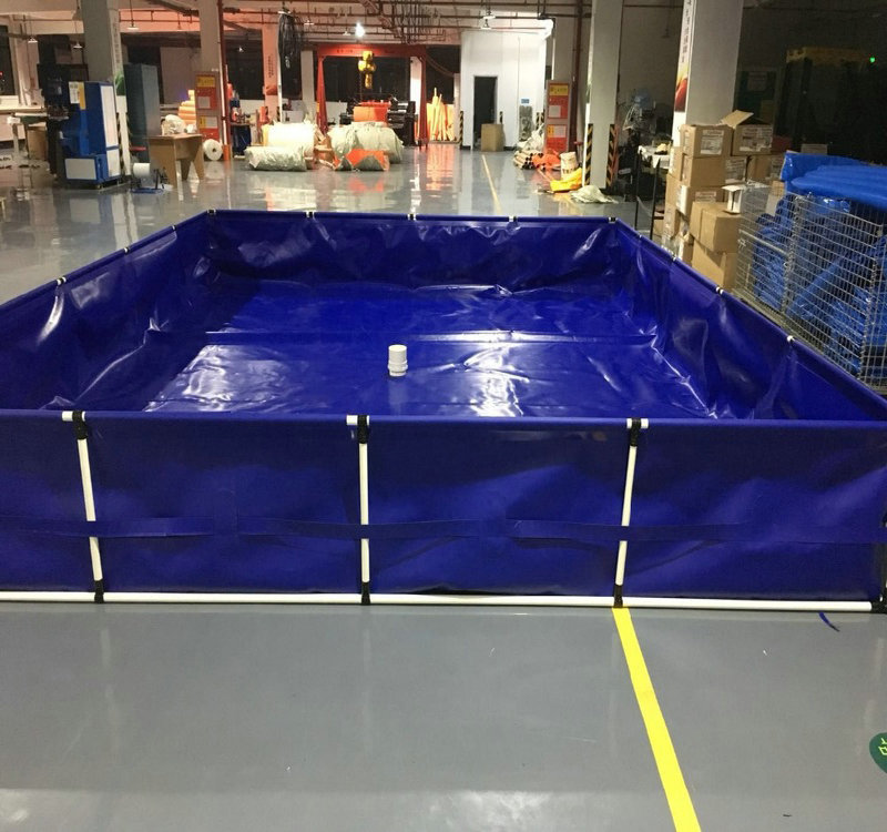 250L-10000L Good Quality Foldable Aquaculture <strong>Fish</strong> Farming Tanks For Sale