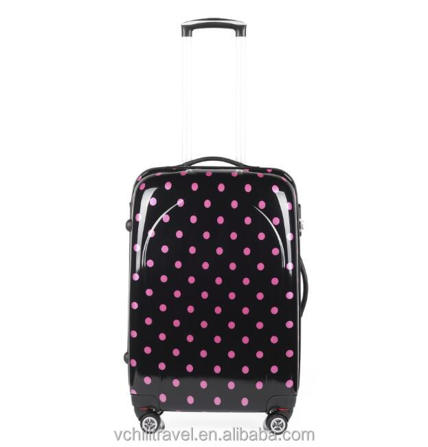 Modern design cute lovely animal luggage set With the Best Quality