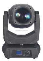 280W Sharpy Beam Spot Wash Zoom 4in1 Moving Head Light Stage Light Noble Gene280(Spot+Beam)