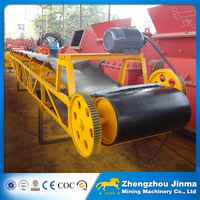 Industrial Used Rubber Conveyor Belt for Crushing Plant