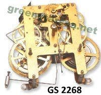 Clock alarm mechanism , clcok repair tools