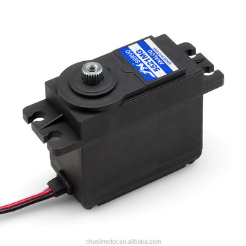 PDI-5521MG metal gear standard digital servo for RC helicopter