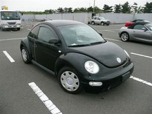 Volkswagen New Beetle 2000 ID{719} JAPANESE USED CARS SECOND HAND VEHICLE
