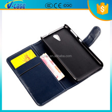 Alibaba In Russian Fancy Leather Flip Cover Case For HTC desire 602 620