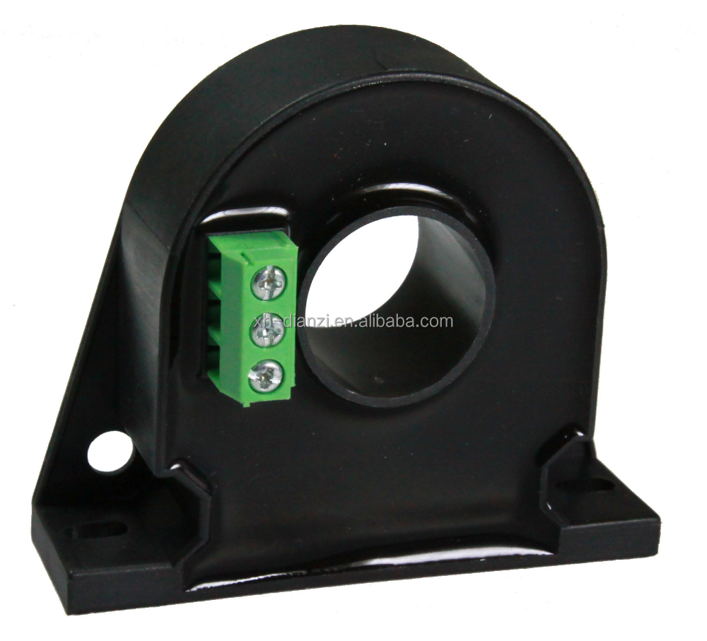 (D5 Series) Closed Loop Mode Mini Hall Effect Current Sensor