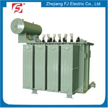 All Capacity Supply Customized Available Three Phase Mineral Oil Injected Power Distribution Transformer 33KV 11KV