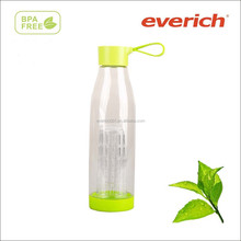 BPA free manufacturing plastic tritan bottle fruit for summer