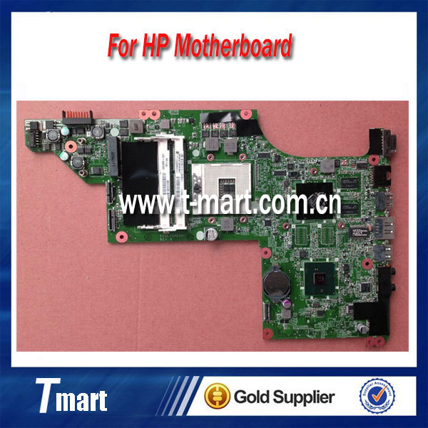 100% working Laptop Motherboard for HP DV7-4000 630985-001 DA0LX6MB6H1 Series Mainboard,Fully tested.