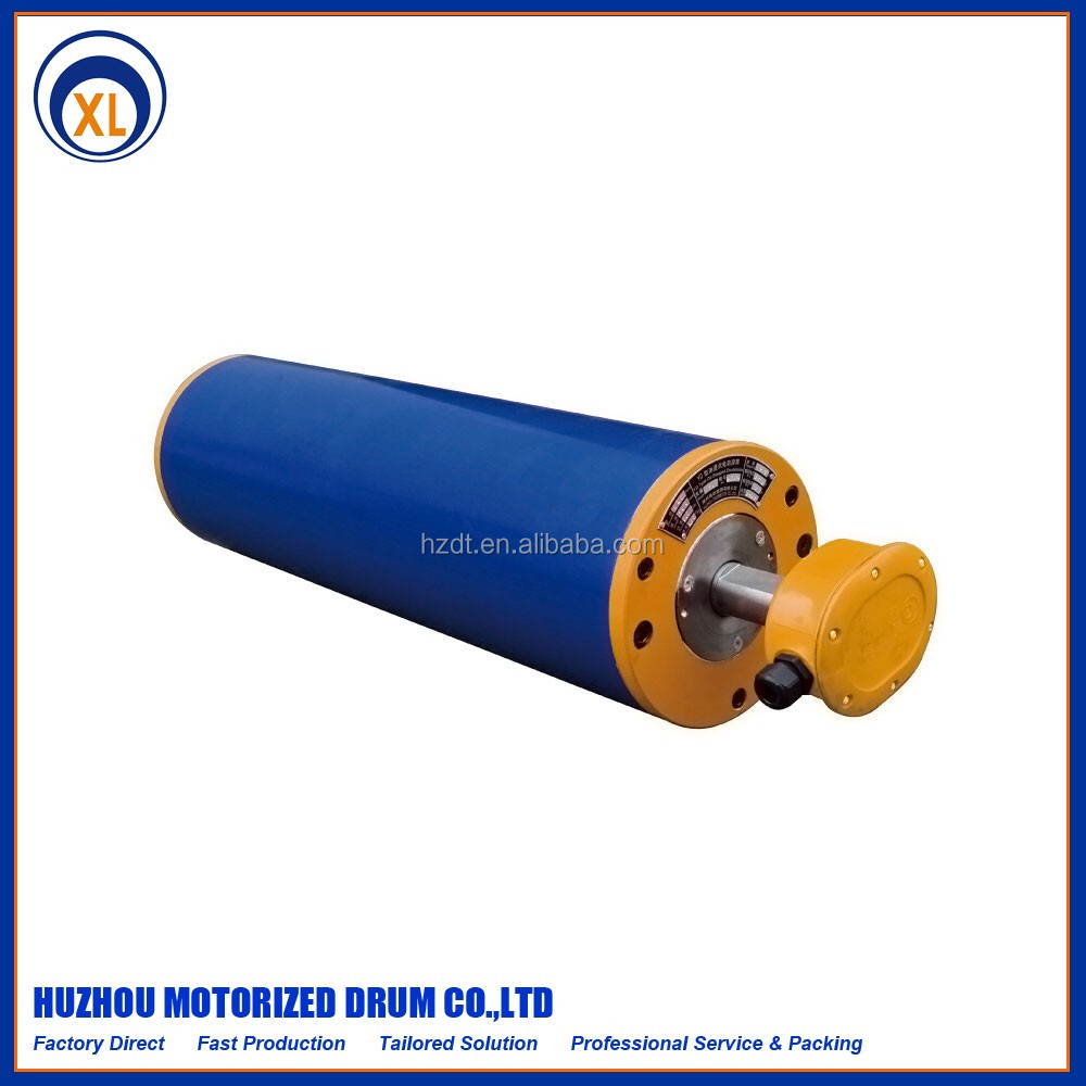 YD type oil-steeped motorized drum pulley, belt conveyor drive pulley with fast production in 7 days