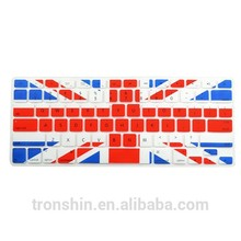 Liquid Injection Molding Silicon Keyboard Protector Skin for 13'' laptops