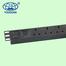 YG Housing Power Strip IEC PDU Surge Protector