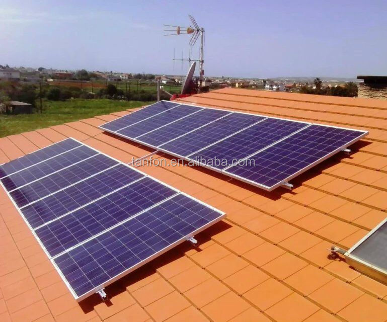solar power kit for home 3kw 5kw chinese solar panels for sale 10KW 15kw ;residential solar energy systems5KW 10kw 15KW