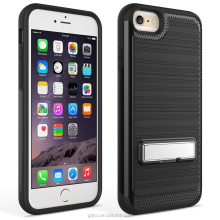 Hot selling SGP Slim Armor Shockproof Hybrid brush Dual Layer Case Cover for Apple iphone 7