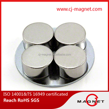 Rare Earth Magnet Neo Disc for Truck Engine