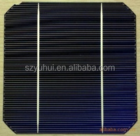 6x6 inch mono crystalline solar cells for sale with Cheap price and good quality