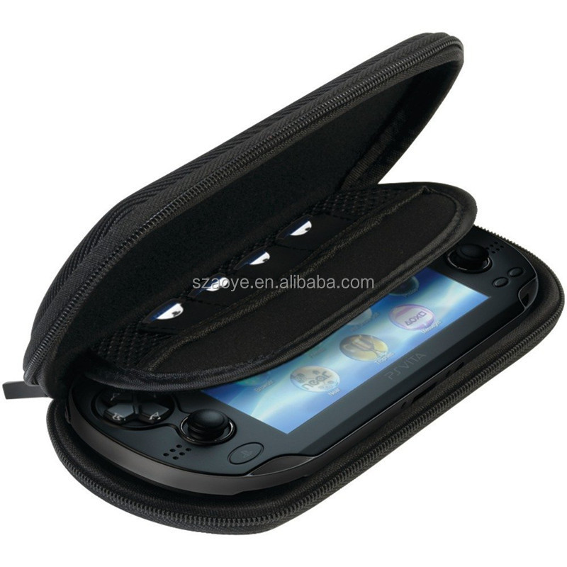 Protective eva leather case for game player