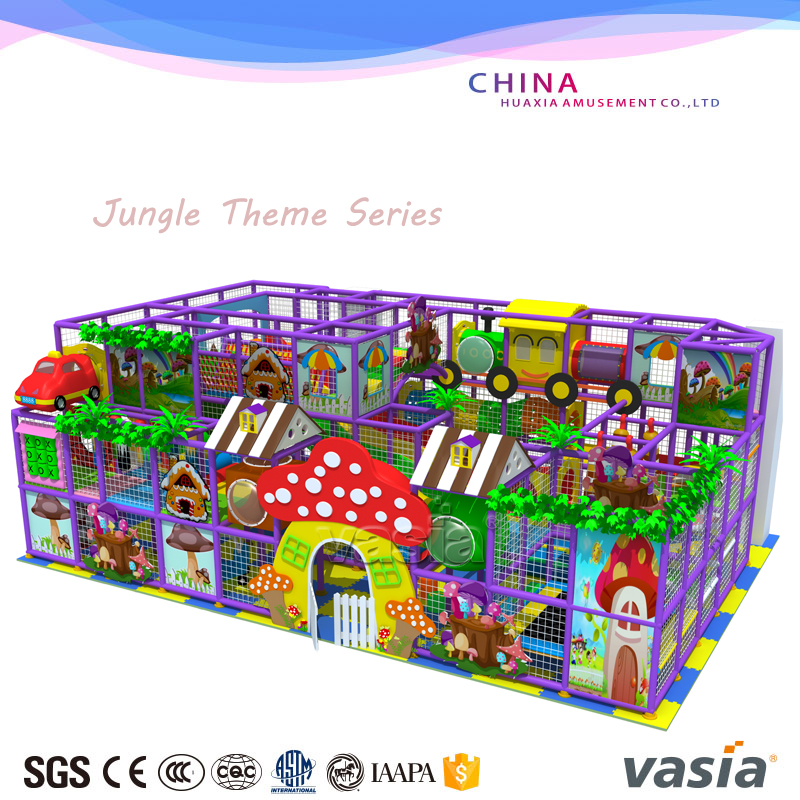 Kids Indoor Naughty Fort/Kids Indoor Commercial Playground Equipment