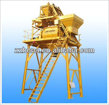 Best Quality 250 Liters Concrete Mixer and Pulm In Construction