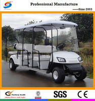 Hot sell 250cc Golf Cart and street legal utility vehicles with ce GC009