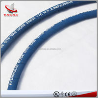 Italy Technology Yatai Brand Nonmetallic Rubber Cover Hydraulic Hose