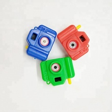 Hot Selling Promotion Gift Plastic Mini Cute Animal Camera Toy