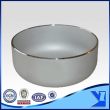 2016 latest fashion seamless alloy steel end cap with high quality