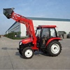 High Quality !YTO Tractor 70 HP 4WD, export to Australia,Papua New Guinea,Russia with different optional configuration
