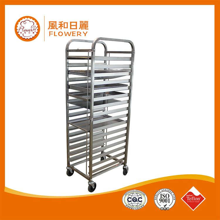 Brand new oven baking tray trolley with high quality
