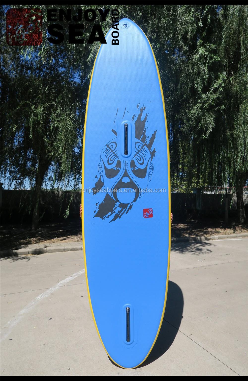 qingdao jiahai ce gonflable planche voile sup paddle board pour course avec voile m t sup 11. Black Bedroom Furniture Sets. Home Design Ideas
