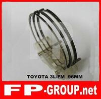 toyota 3L piston ring 9-9718-00