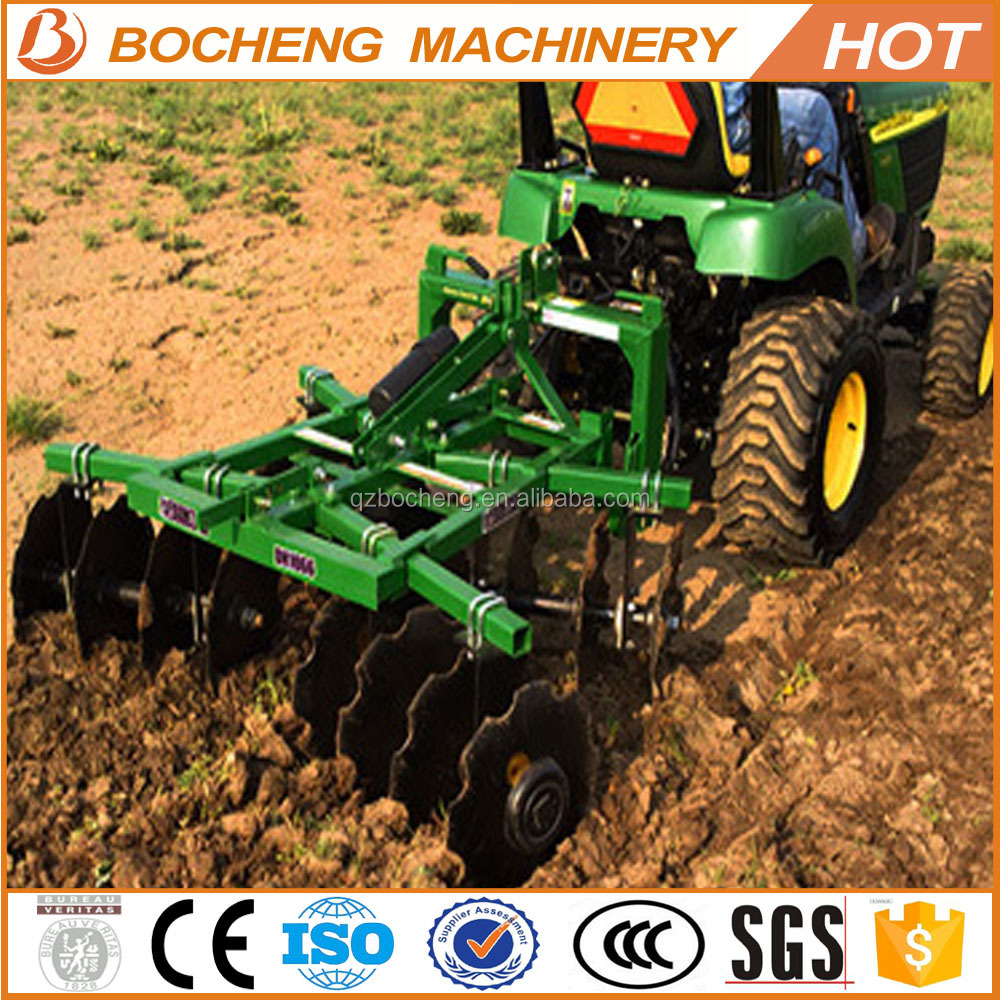 atv disc harrow for sale used disc harrow for tractor implement