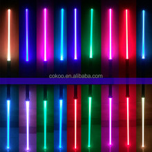 ABS material Flexible flashing lightsaber for kids Gift,laser lightsaber cosplay prop China supply