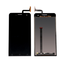Spare parts lcd display with touch screen digitizer assembly replacement screen for asus zenfone 5 A500CG A500KL A501CG LCD