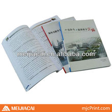 perfect binding book printing service photo books printing service book printing service in china