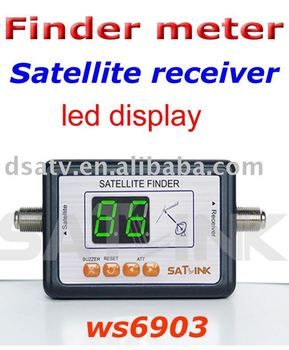 satellite meter Sat-Link Digital Displaying Satellite Finder Meter WS-6903