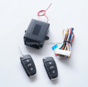 Car remote keyless entry system