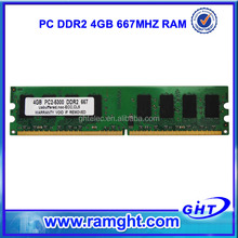 Liquidation stock for sale ETT chips memory card 4gb ddr2